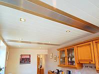 Алюминиевые потолки для кухни