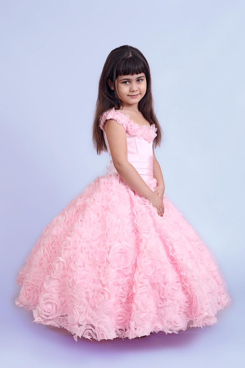 Купить платье для девочки доставка