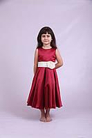Нарядное платье для девочки №474