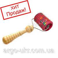 Аппликатор Ляпко Валик универсальный 3,5 Ag, Арго похудение, растяжки, морщины, целлюлит, стрии