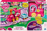 Набор Пони Экспресс-поезд Дружба и пони Пинки Пай, My Little Pony Friendship Express Train