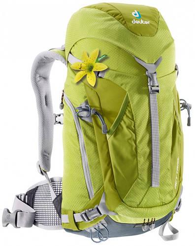 Рюкзак 20 л. для спортивного хайкинга, женский ACT TRAIL 20 SL DEUTER, 34402  2212 зеленый