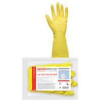 PRO service перчатки латексные, прочные, 2 пары
