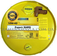 Моторное Масло RAVENOL Expert SHPD 10W-40, 1 литр, разлив