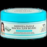 """Маска для волос """"Минеральная"""" Planeta Organica Dead Sea Naturals против выпадения волос"""