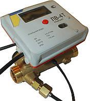 Ультразвуковой счетчик горячей воды 4-х тарифный электронный ЛВ-4Т КОМПАКТ -  НОВИНКА!