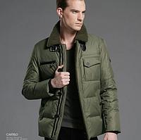 Стильная молодежная мужская курточка Cartelo