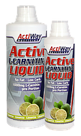 Жиросжигатели карнитины ActiWay Active L-Carnitine Liquid 500 ml