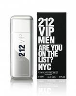 Carolina Herrera 212 Vip Men,100 мл копия