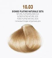Brelil Колориан 10.03 Натуральный шелковый платиновый блондин 100 мл