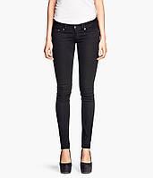 """Черные джинсы """"super skinny"""" H&M"""