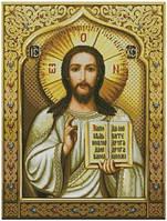 Христос Вседержитель  Набор для вышивки крестом