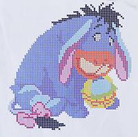 Вышивка бисером по ткани детские