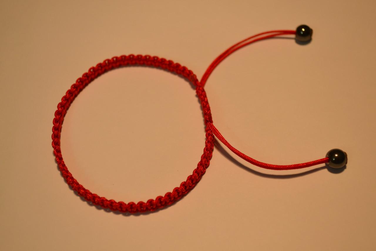 Как сделать браслет наузы