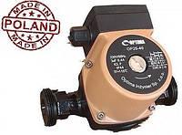Насос для  систем отопления Optima OP 25 / 60 180мм + гайки + кабель с вилкой (Польша)