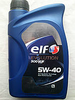 Синтетическое масло Elf Evolution NF 5w40 (1 литр)