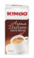Кофе молотый KIMBO Aroma Italiano gusto desico
