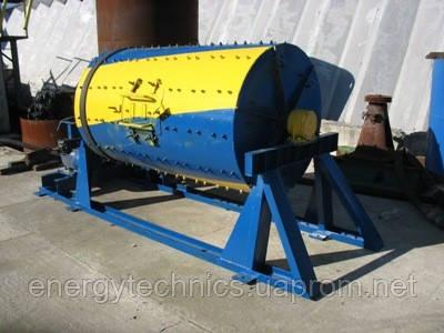Фотографии шаровой мельницы МШР-2000