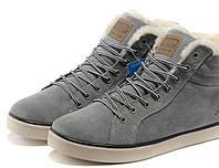Зимние кроссовки Adidas Ransom High серые