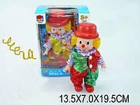 Клоун детская игрушка