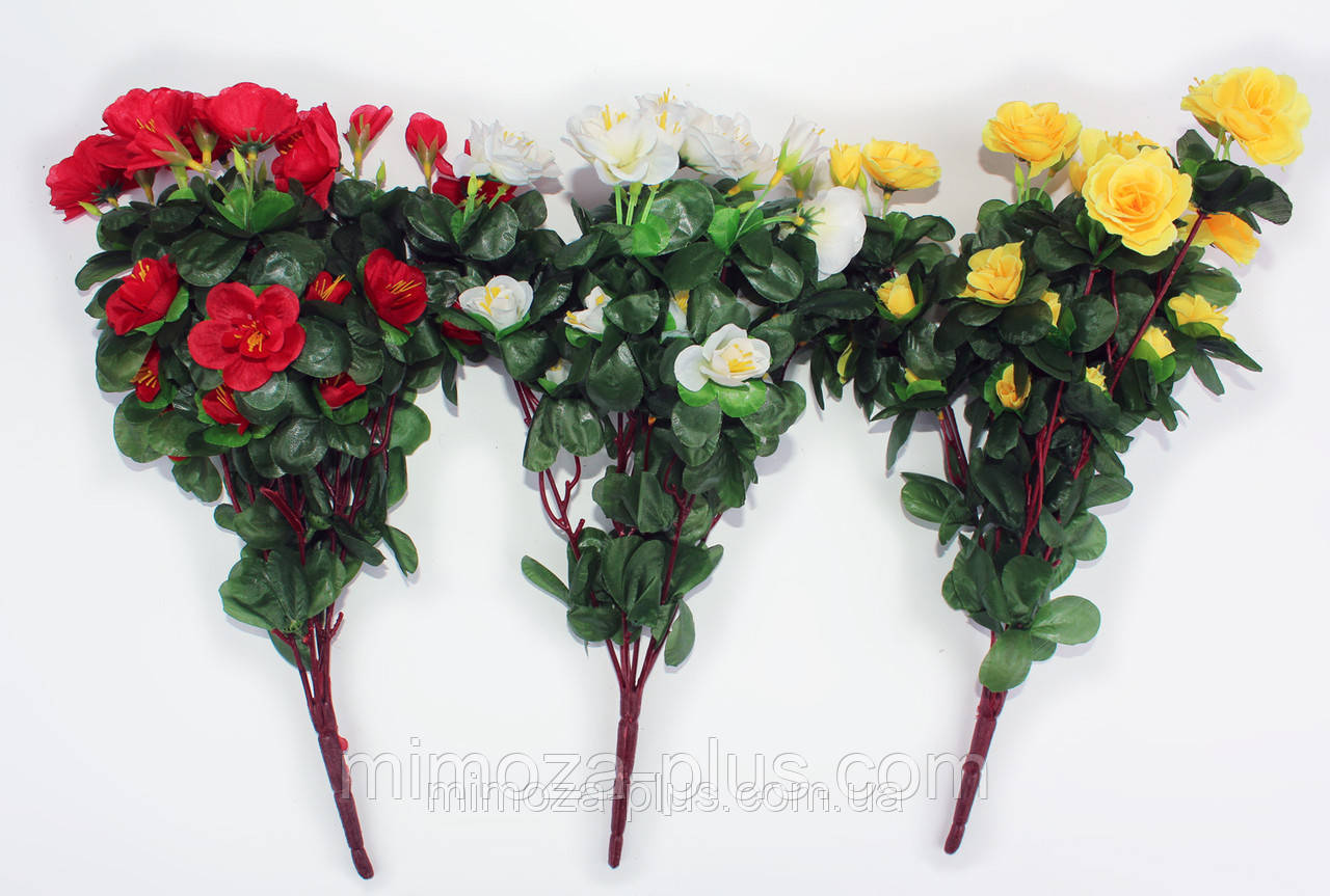 Фото искусственных цветов в г
