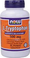 Триптофан (L-Tryptophan), 500 мг 60 капсул