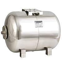 Гидроаккумулятор горизонтальный из нержавеющей стали Насосы плюс оборудование HT 100SS