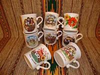 Чашка чайная узкая (Фарфоровая посуда)