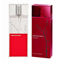 Armand Basi In Red - духи Арманд Баси Ин Ред сертифицированные (лучшая цена на оригинал в Украине) Парфюмированная вода, Объем: 100мл