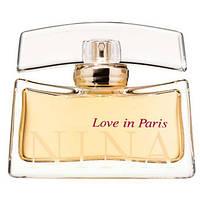 Nina Ricci Love In Paris - Nina Ricci женские духи Нина Ричи Лав Ин Париж (лучшая цена на оригинал в Украине) Парфюмированная вода, Объем: 30мл