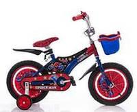 """Детский велосипед MUSTANG PILOT SPIDE MAN 16"""" дюймов."""
