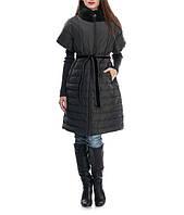Пальто женское зима короткий рукав