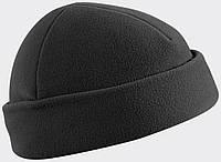 Шапка флисовая черная Helikon Tex