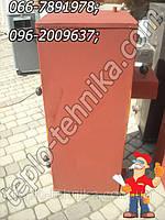 Котел твердотопливный с функцией водогрейной колонки Компакт-М, КС-ТГВ-18, обогрев до 150 м/кв