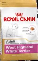 Корм для собак Royal Canin West Highland White Terrier 3 кг корм для Вест-хайленд-уайт-терьеров