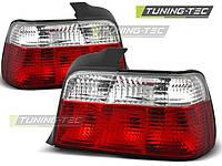 Стопы фонари тюнинг оптика BMW E36 седан