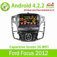 Штатная автомагнитола LsqStar ST-6329С Ford Focus 2012