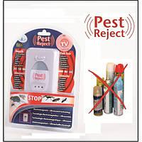 Пест Риджект (PEST REJECT) - Ультразвуковой отпугиватель грызунов и насекомых