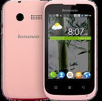 """Роскошный женский смартфон Lenovo A60+, Android, 2 SIM, мультитач 3.5""""."""