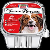 Консерва для собак Перфекто паштет говядина и печень (Perfecto Dog Германия) 300 г
