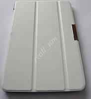 Белый кожаный Ultra slim чехол-книжка  для Samsung Tab S 8.4 T700 T701 T705