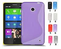 Силиконовый чехол для Nokia Lumia 630