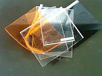 Оргстекло литое прозрачное 10, 12 мм ТОСП