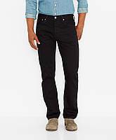 Мужские джинсы Levis 501® Original Fit Jeans (Black)
