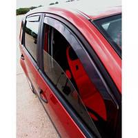 Дефлекторы двери (ветровики) на Fiat Scudo 1995-2006