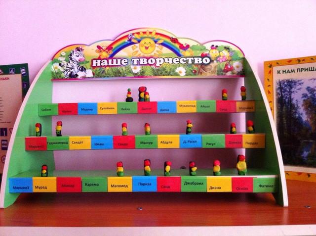 Для детского сада подставки для поделок