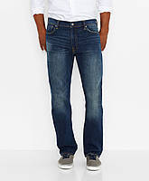 Мужские джинсы Levis 504™ Regular Stright Jeans (Blue Canyon Dark)