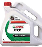 Моторное масло Castrol GTX 10W-40 A3/B4 4L