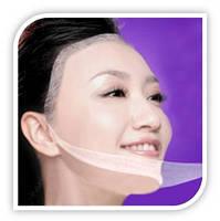Увлажняющая маска «ХуаШен» для лица на шёлковой основе