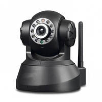 Беспроводная поворотная IP камера WiFi microSD